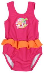 Sun protection swimming costume
