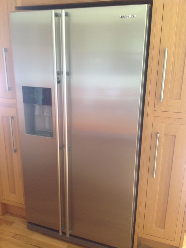 Samsung American Style Fridge Freezer Model Rsh1dbrs Nothing But Trouble Mummy In The Middle